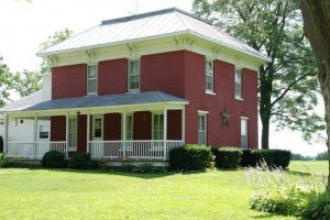"""The Maltby home, on Oregon Trail Road near Polo, was a """"station"""" on the Underground Railroad."""