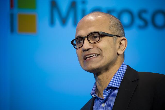 Microsoft's Discovery of the Decade: 'The Nadella'