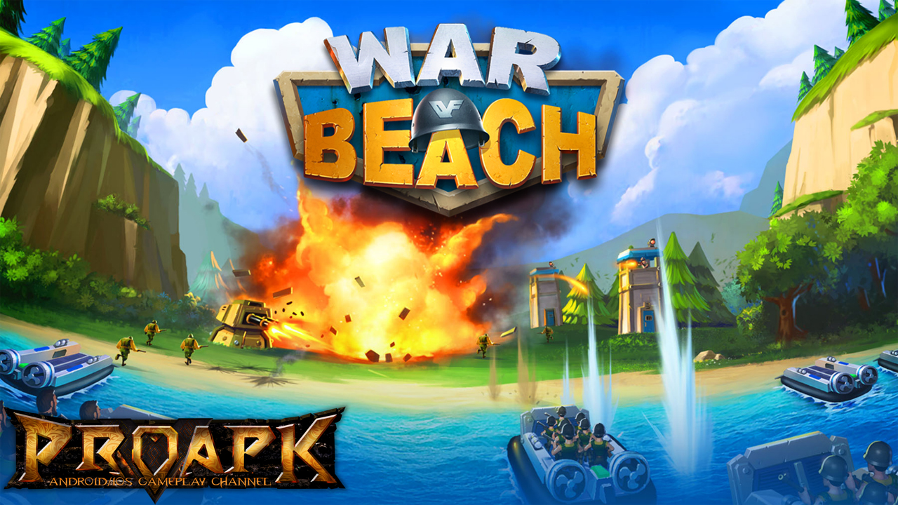 War of Beach-Empire Raiders