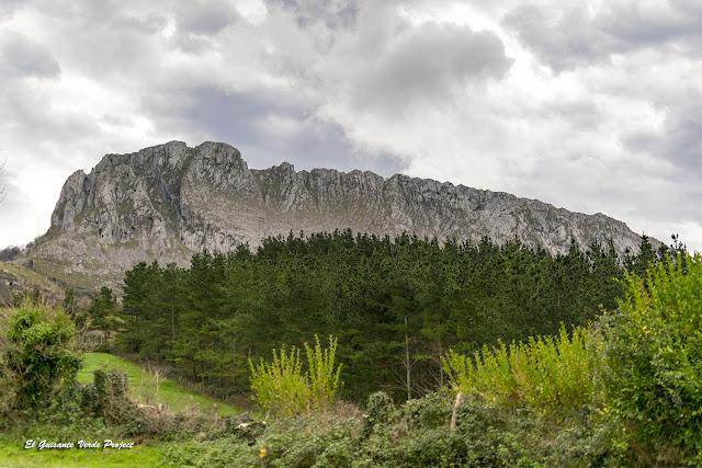 Itxina desde Urigoiti - Orozko, PN Gorbeia por El Guisante Verde Project