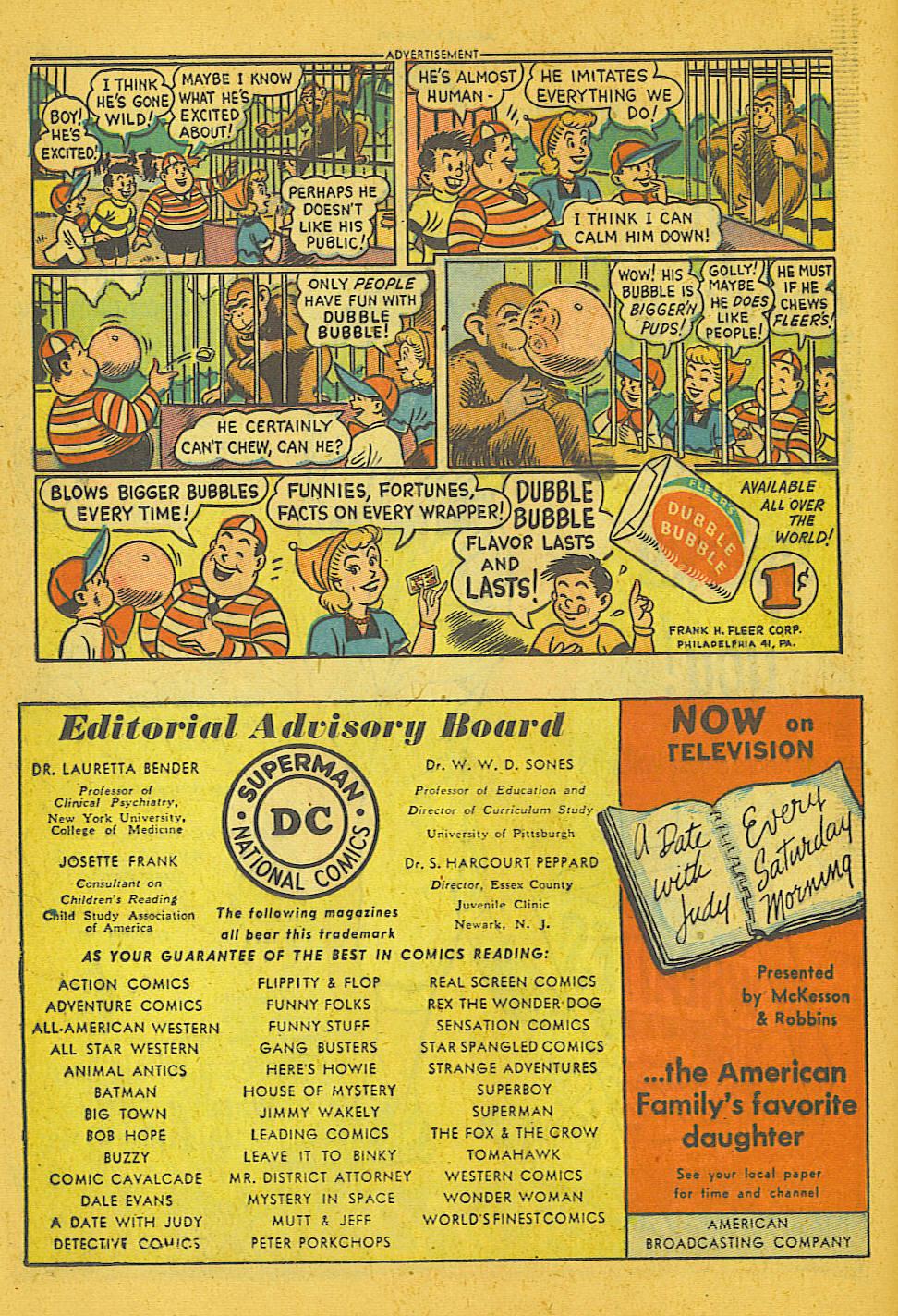 Strange Adventures (1950) issue 21 - Page 12