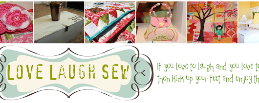 Love. Laugh. Sew.: Shoofly quilt