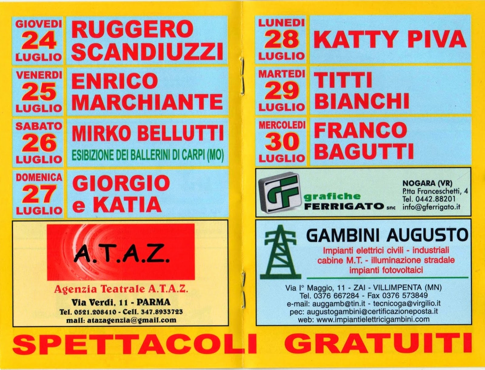 huge selection of 6eedb 4fbb2 www.pdmantova.it: FESTA PD VILLIMPENTA FINO AL 30 LUGLIO