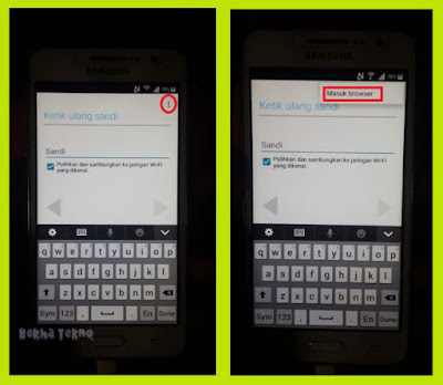 Cara Bypass FRP Akun Google Samsung Galaxy Grand Prime VE (Value Edtion) SM-G531Y Tested!