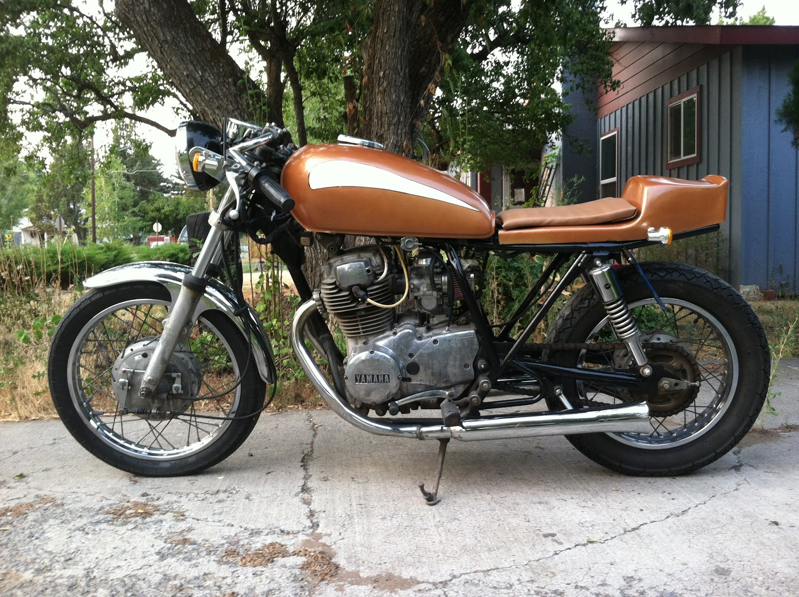 small resolution of xs 400 special wiring diagram wiring libraryyamaha xs400 cafe racer