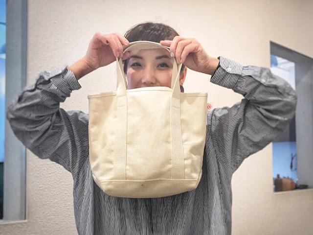 ドレステリアのトートバッグ