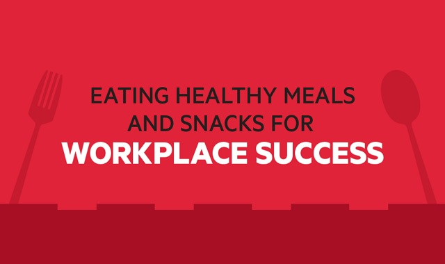 Eating Healthy Meals and Snacks for Workplace Success