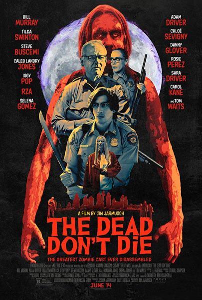 [Movie] The Dead Don't Die (2019) DvDRip 475MB nItRo
