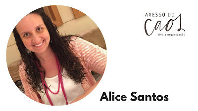 Alice Santos do blog Avesso do Caos