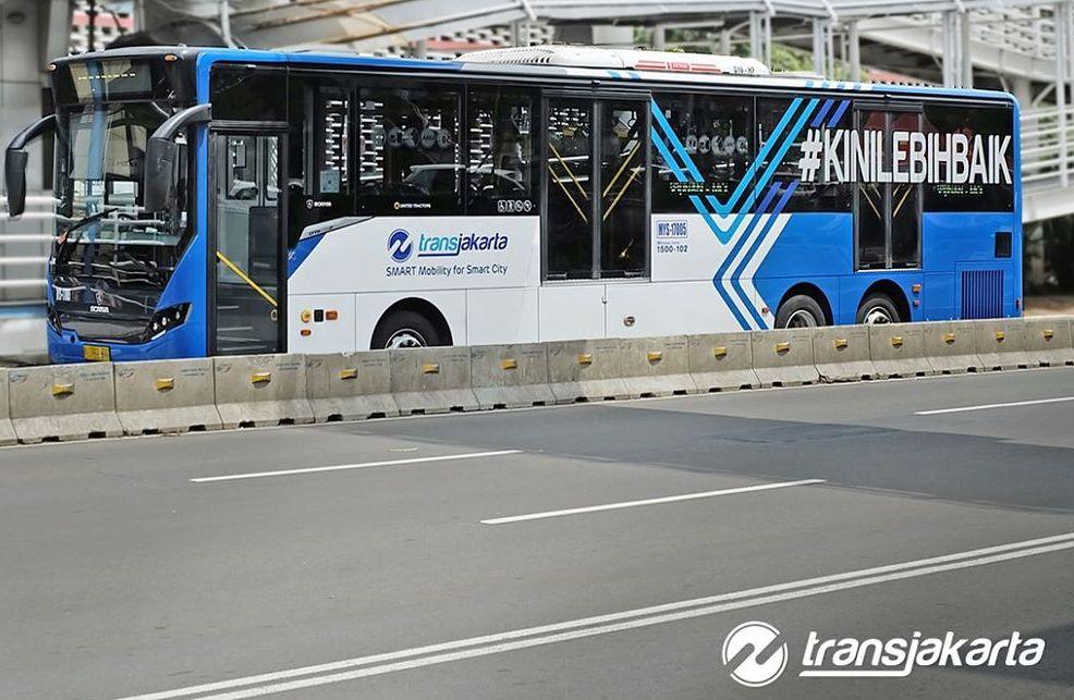 PT Transportasi Jakarta
