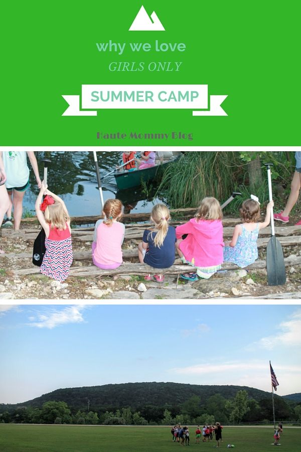 Why My Daughters Attend a Girls Only Summer Camp!