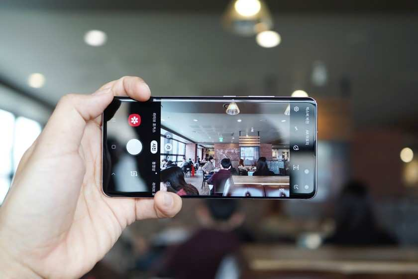 samsung S10 camera