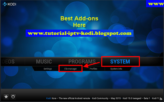How to install Uwatchfree Kodi Add-ons