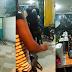 Terjadi di Simpang Pemda, Operator Warnet Kurus Dibacok Pria Tambun