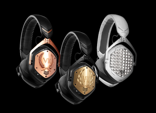 V-moda new release the Crossfade II Wireless Headphones