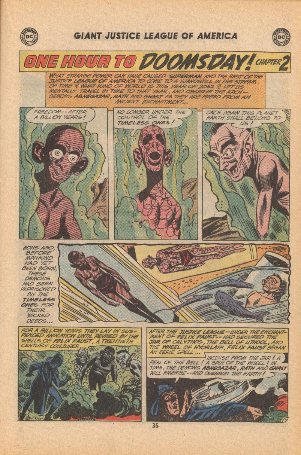 Justice League of America (1960) #85 - Read Justice League