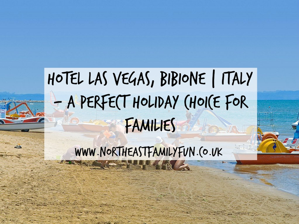 Hotel Las Vegas, Bibione | Italy - A Perfect Holiday Choice for Families
