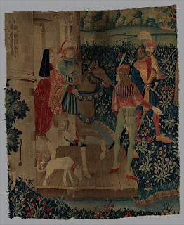 Tapeçaria medieval - The Metropolitan Museum of Art