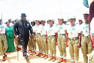 Photonews: 2019 NYSC Passing –Out Ceremony Of Batch A @ Kaiama