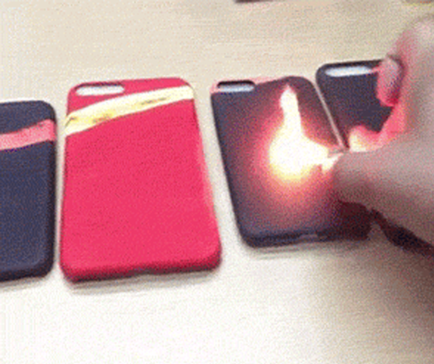 Thermal Sensitive iPhone Case