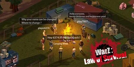 WarZ: Law of Survival Mod Apk