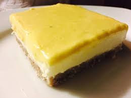 Cheesecake de limão low carb