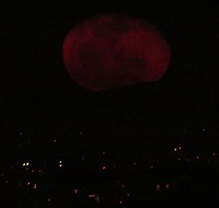 ירח זורח