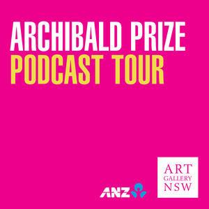 Archibald Prize 2018 Podcast Tour