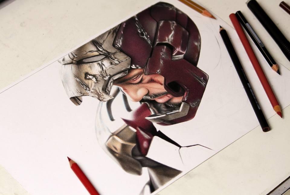 Metodo Desenho Realista Colorido