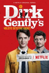 Review Dirk Gently's Holistic Detective Agency