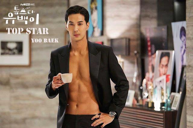 Sinopsis Drama Top Star Yoo Baek Episode 1-10 (Lengkap)