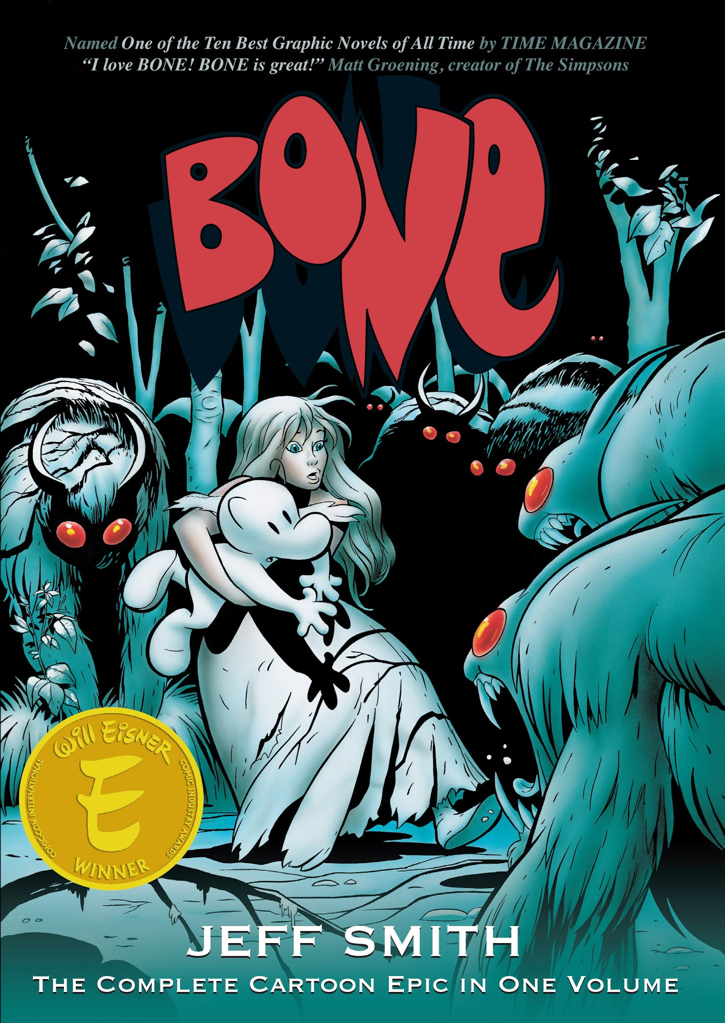 Bone The Complete Cartoon Epic In One Volume TPB Part 1