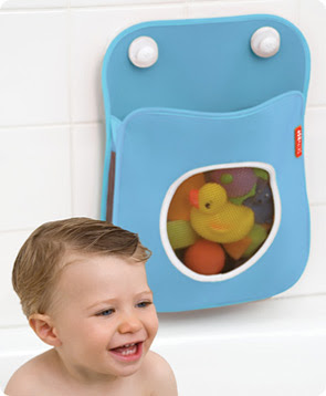 bath toy organizer