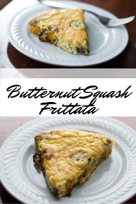 Butternut Squash Frittata makes an awesome make-ahead brunch.