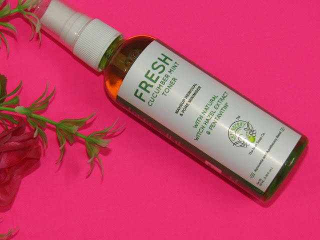 Greenberry Organics Face Toner