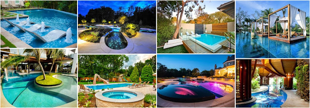 +50 Luxury Swimming Pool Designs To Freshen Up Your Energy