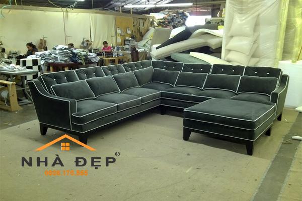 xưởng bọc ghế bọc nệm sofa tại tphcm