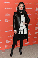 Selena Gomez - 'The Fundamentals of Caring' premiere during the Sundance Film Festival in Park City