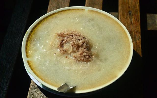 Menikmati es bubur kacang ijo di Jombang yang legendaris