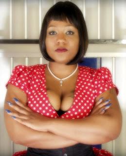 Caribbean Dominatrix Sadie Hawkins RIP