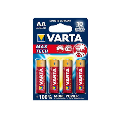 VARTA Max Tech AA Batteries