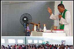 Komunitas Medik Katolik Indonesia di Paroki Harapan Indah