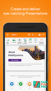 OfficeSuite - Office + PDF Editor And Converter latest prime apk download