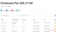 Flash Stock ROM Samsung GALAXY J1 ACE (J110F)