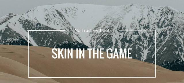 Skin in the game e inversion