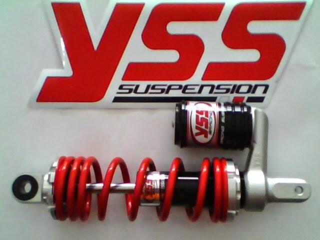 Daftar Harga Shockbreaker Motor YSS 2016 Update Terbaru