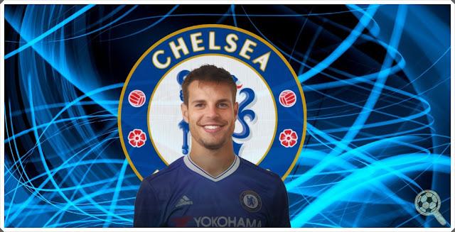 Cesar Azpilicueta 2016-17 Chelsea