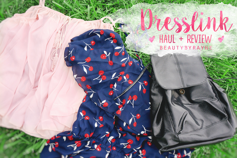 Dresslink shopping haul and review