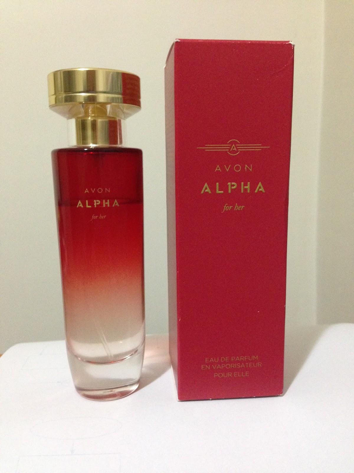 Mormidye Avon Alpha For Her Parfüm