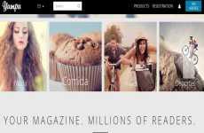 Yumpu: plataforma para convertir documentos PDF en revistas, catálogos o folletos online
